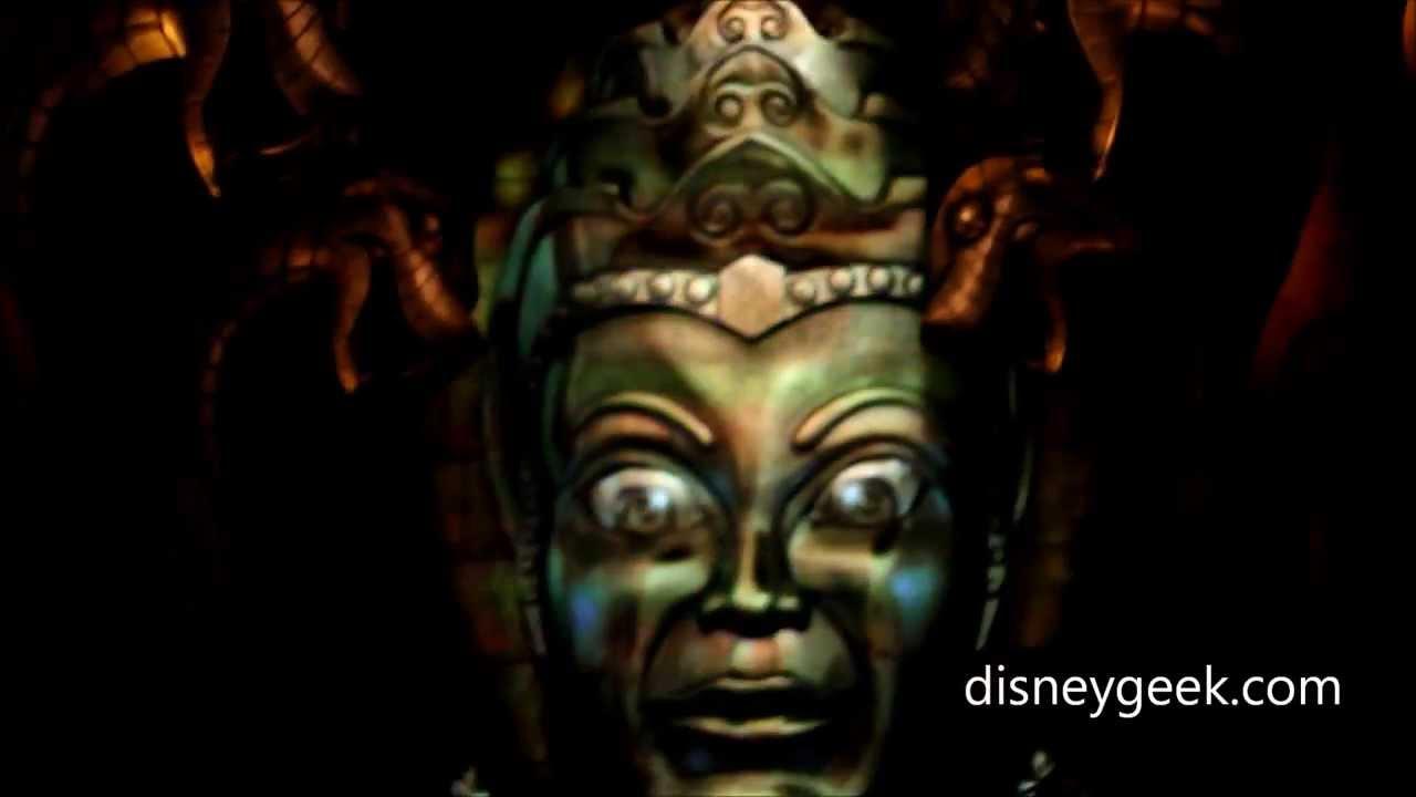 disneyland indiana jones adventure new mara projections youtube. Black Bedroom Furniture Sets. Home Design Ideas