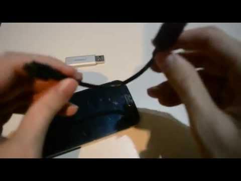 USB Stick an Smartphone anschließen - Daten von Smartphone in den USB Stick verschieben