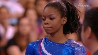 Gabrielle Douglas on Uneven Bars in Chicago - from Universal Sports