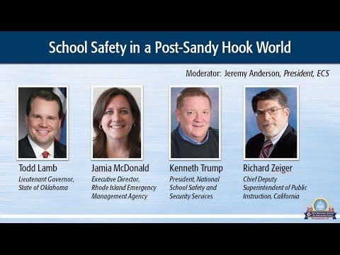 School Safety in a Post-Sandy Hook World