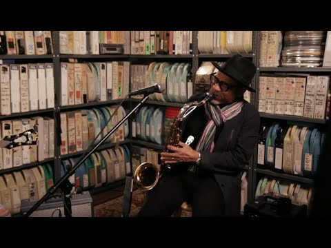 Kirk Whalum at Paste Studio NYC live from The Manhattan Center