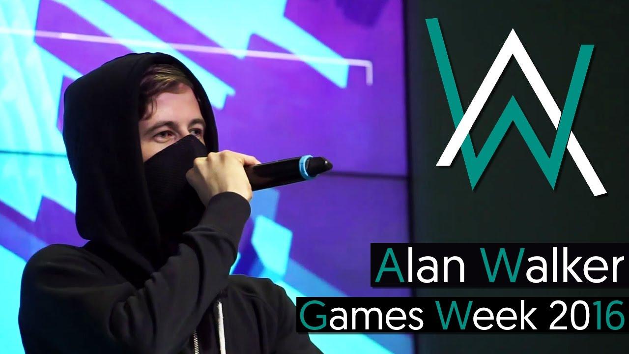 alan walker live games week milan 2016 best quality full set 60 fps youtube. Black Bedroom Furniture Sets. Home Design Ideas