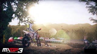 MXGP 3 Gameplay Deutsch #01 - Ein neuer Fahrer wird geboren!