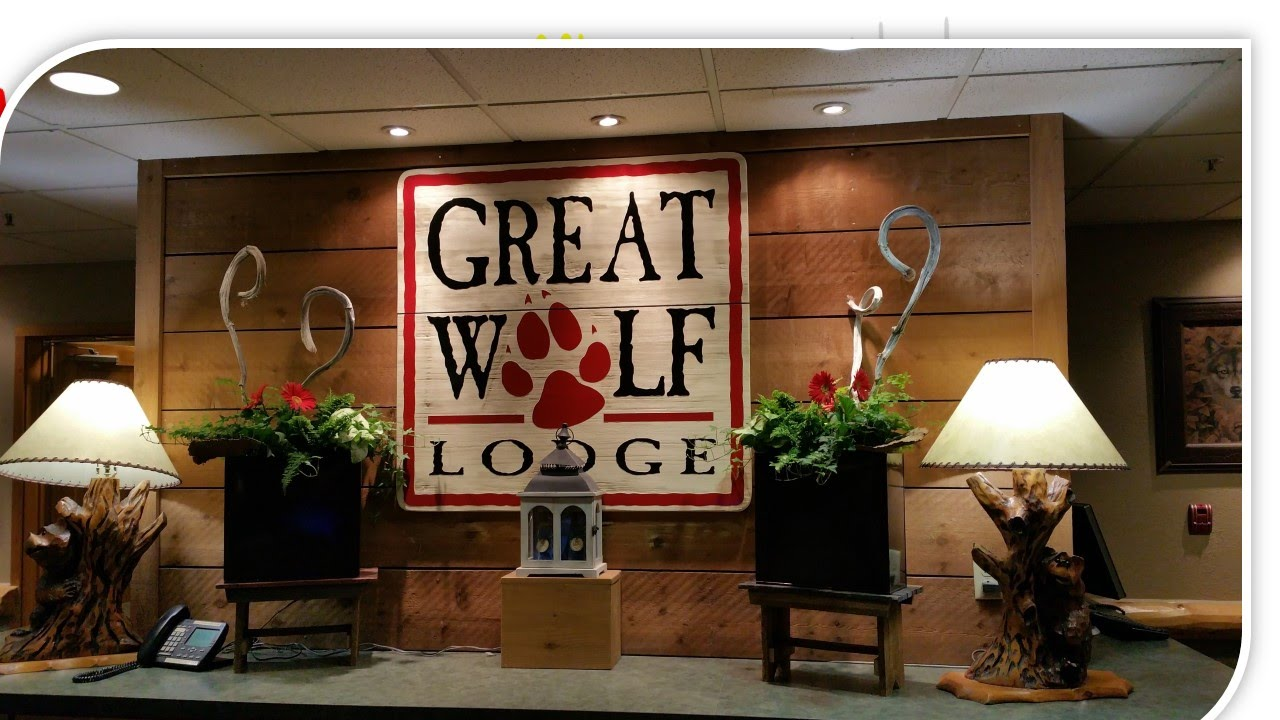 Get A Free Room At Great Wolf Lodge