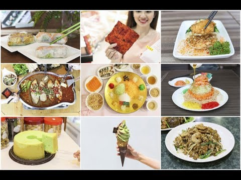 10 Food Places At Suntec City For Chinese New Year Feasting