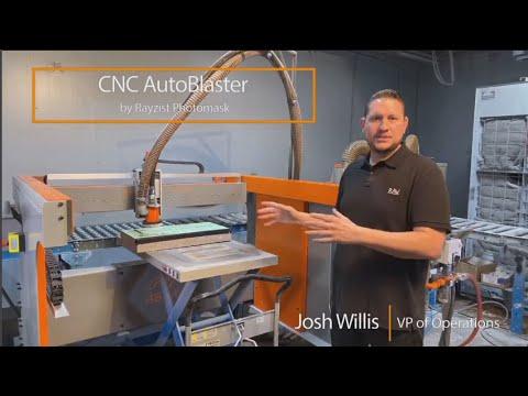 CNC AutoBlaster By Rayzist Photomask