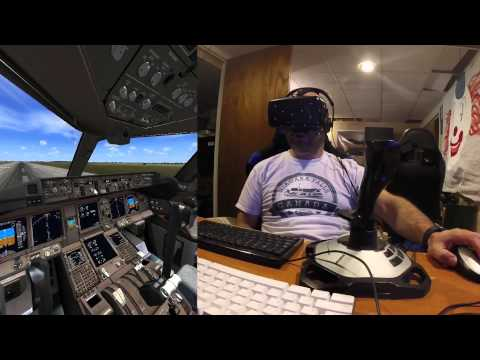 FSX Oculus Flyinside FSX Review - YouTube