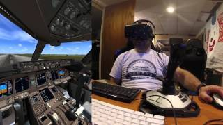 FSX Oculus Flyinside FSX Review
