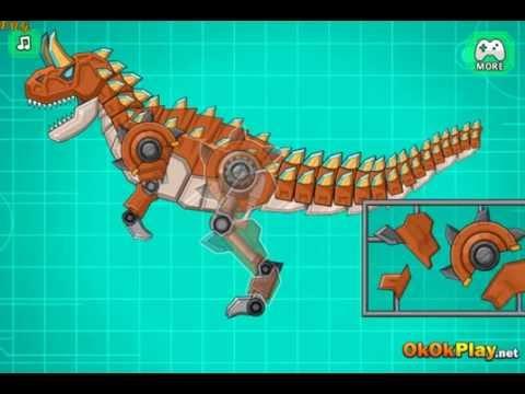 Игры Динозавры, играть онлайн