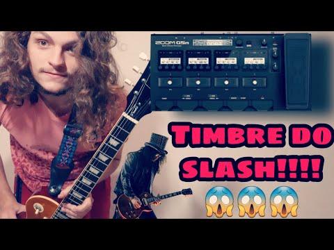 (ZOOM G5N!!) Sweet Child'o Mine – Guns N' Roses Cover