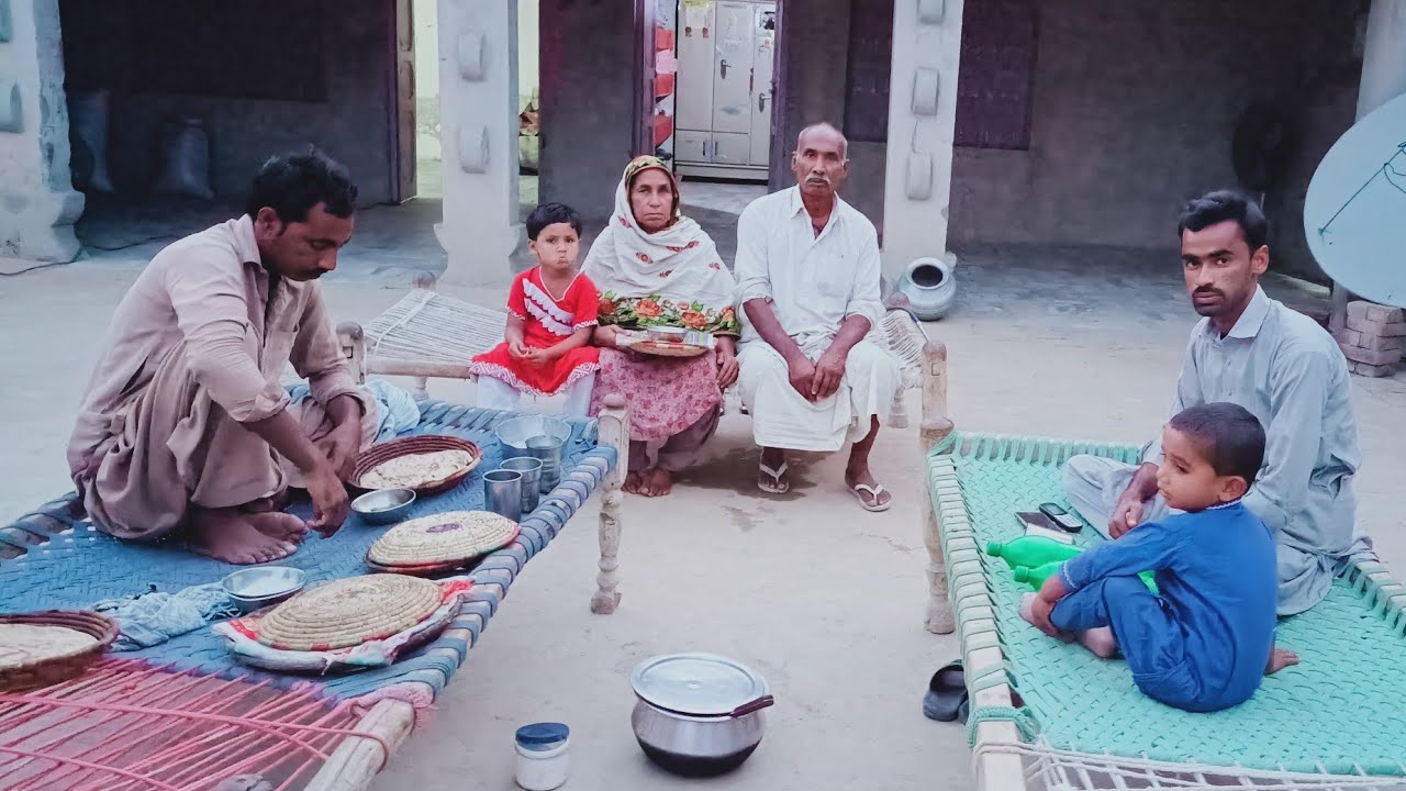 Our Village Work Routine || Our Simple Village Work Routine || Pakistani Village Work Routine