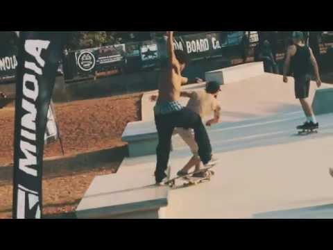 Bank Ship Skatepark