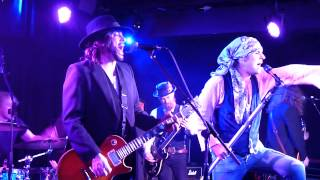 The Quireboys - I Love This Dirty Town - Manchester Club Academy - 15.10.13