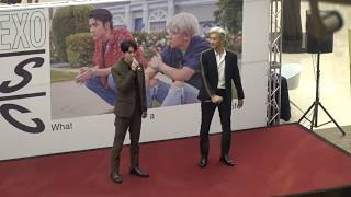 190724 Exo-sc Coex Fan Sign Event 세훈 & 찬열 팬사인회  En