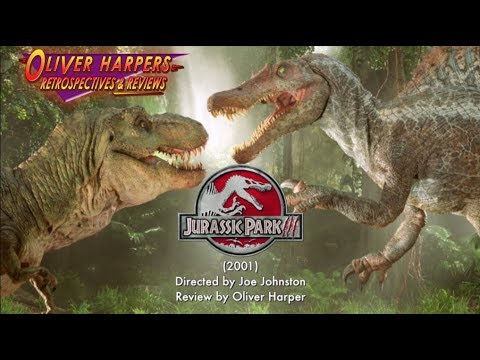 Jurassic Park III (2001) Retrospective / Review
