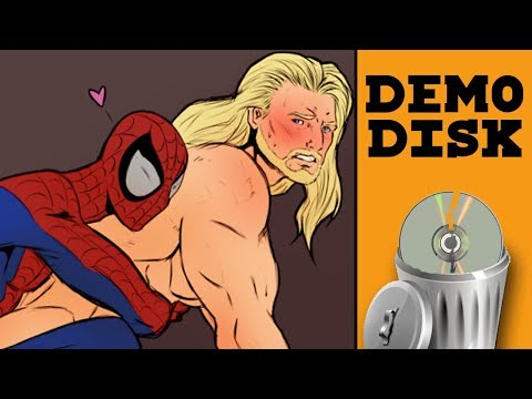 RIGHT IN THE ASGARD - Demo Disk Gameplay
