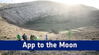 App to the Moon – the Electronic Field Book