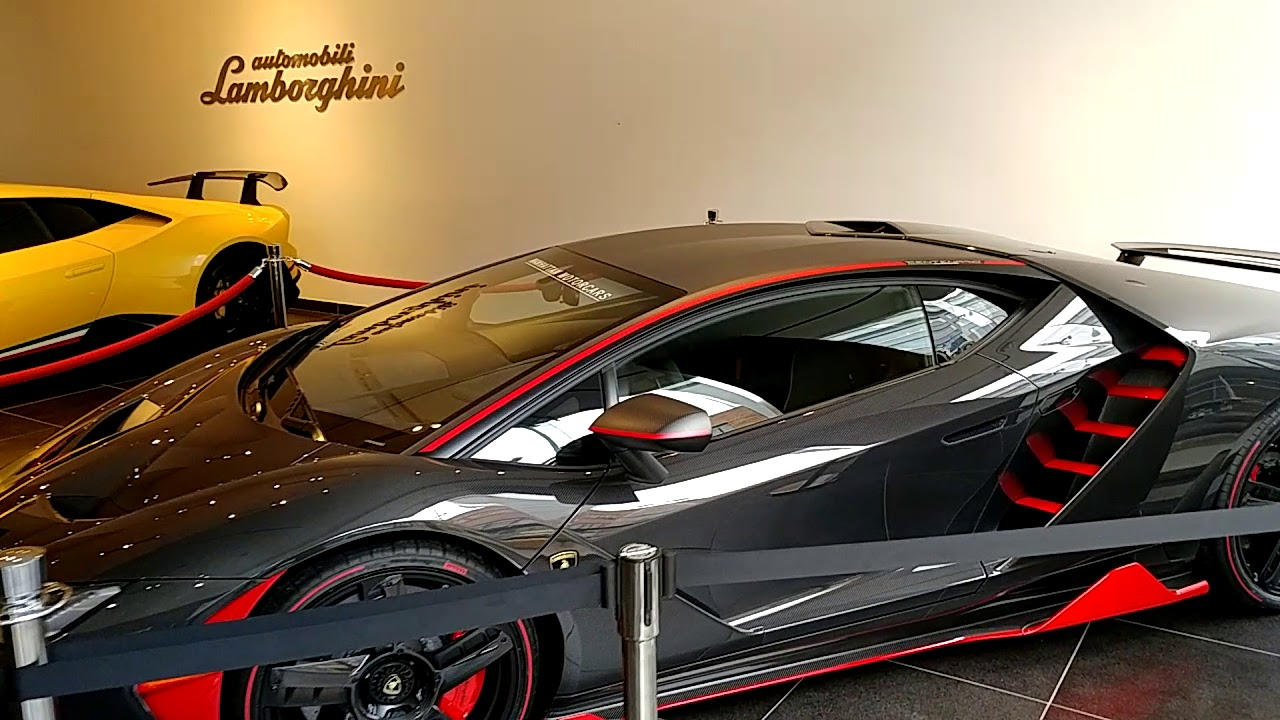 $2.5m 2017 carbon fiber lamborghini centenario lp-770 4 for sale $4m