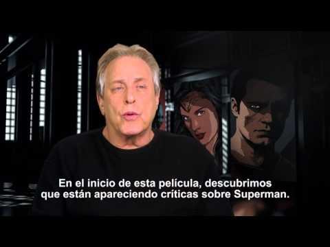 Batman v Superman: El Amanecer de la Justicia - Entrevista a Charles Roven (Productor)