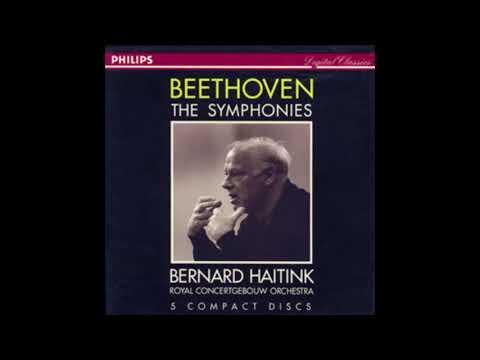 "BEETHOVEN: Symphony No. 6 in F major op. 68 ""Pastorale"" / Haitink · Concertgebouw Orchestra"