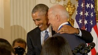 Biden to Obama: I am indebted to your friendship
