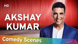 अक्षय कुमार की बॉलीवुड फिल्म की हिट कॉमेडी - Akshay Kumar - Comedy Scenes - Best Bollywood Comedian