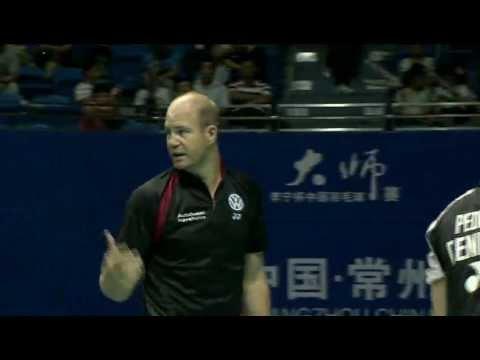 SF - XD - Xu Chen / Ma Jin vs. Joachim F. Nielsen / Christinna Pedersen - 2011 Li Ning China Masters