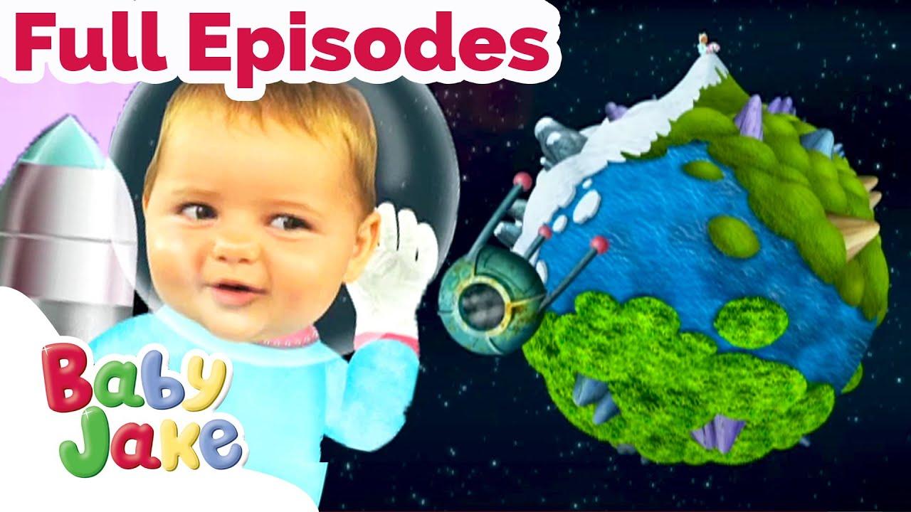Baby Jake | 🌍 Bumpety Bump 🚜 | Full Episodes