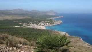 Mallorca: Wanderung - Es Telégraf, Cala Agulla, Cala Mesquida