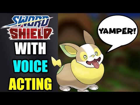 All 81 Gen 8 Pokemon Speak Their Names!   Sword & Shield With Voice Acting