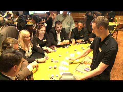 Evropsko takmicenje krupijea, Grand Casino Beograd, 2011