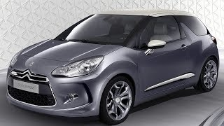 2009 Citroen DS Inside Concept Videos