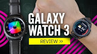 Galaxy Watch 3 Review: Ticking (Most Of) The Right Boxes
