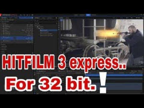 hitfilm 3 express free download 64 bit