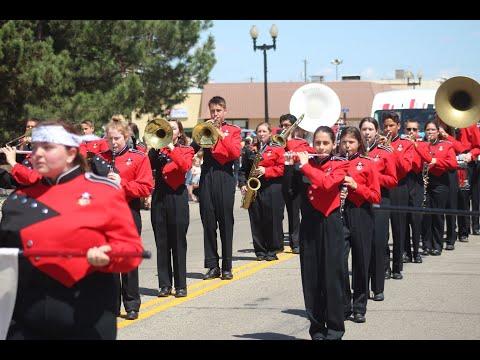 McCain Middle School Band Recruitment