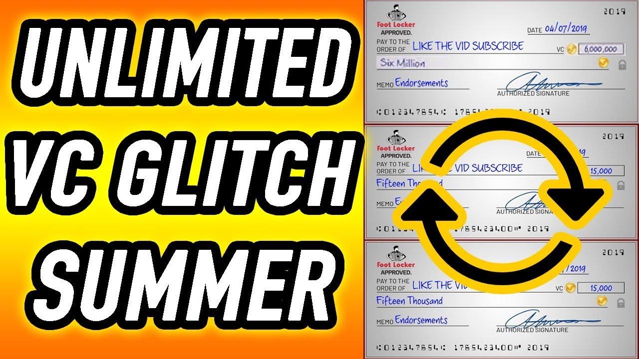 NBA 2K19 VC GLITCH! GREATEST VC GLITCH OF THE SUMMER! XBOX + PS4! DENSKI  CERTIFIED!