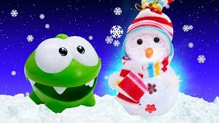 Download Ам Ням— Новые серии мультфильма— Амням иСветящийся снеговик— Видео для самых маленьких Mp3 and Videos