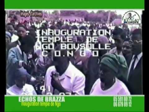 Inauguration temple de Ngo au Congo Brazza