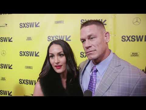 Blockers SXSW Premiere - Itw John Cena & Nikki Bella (official video)