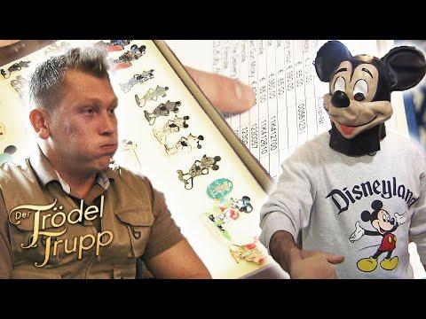 200.000 Euro für Micky Maus Sammlung?! |Expertenbewertung bringt Klarheit | Der Trödeltrupp