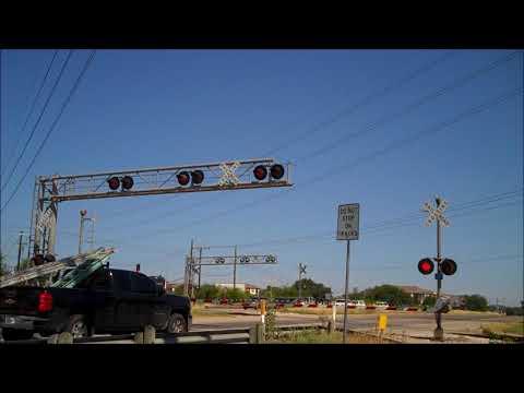 Parmer Lane Railroad Crossing, Austin, TX