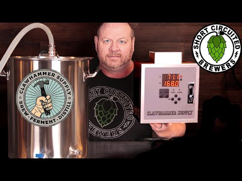 Clawhammer Supply 240V 10 Gallon System Brew Day/Review
