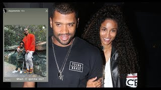 Reasons Why You Cant PULL a Russell Wilson Like Ciara | LIVE
