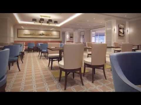 Queen Mary 2 Refit: Kings Court