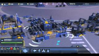 Supreme Commander 2 Graphics and Units Walkthrough [High Definition]