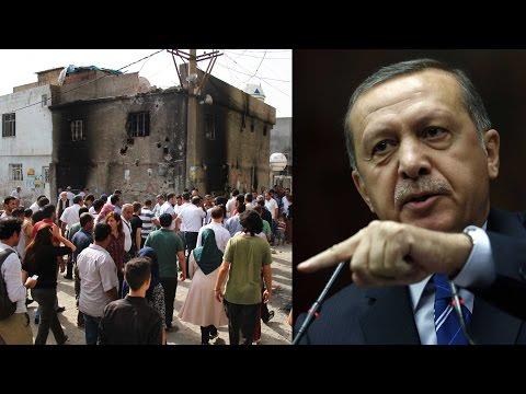 Turkey's Silent War on Kurds Ignored By EU & USA