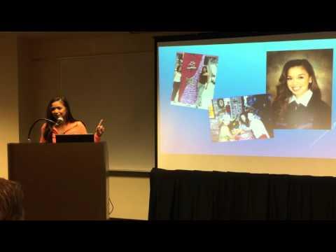 Maria Kang Speaks at the Sacramento Womens Expo