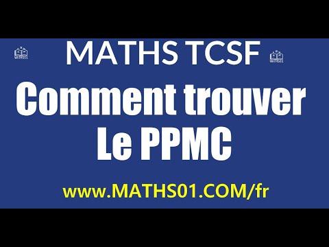 Math Arithmétique dans N : 2 méthodes pour trouver le PPCM