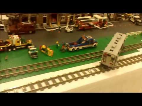 LEGO Multi-Track Drifting montage – Deja Vu