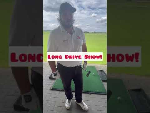 Long Drive Show mit Alex Lange am 29.8.21